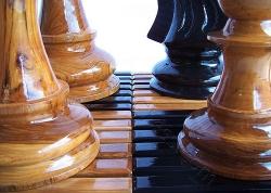 Большие шахматные доски