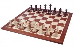 Шахматные турнирные комплекты (фигуры + доска)