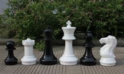 Пластмассовые шахматы и шашки