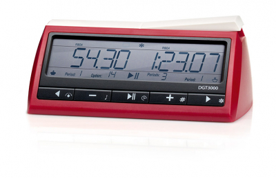 Шахматные часы DGT 3000 электронные