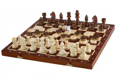Набор 3 в 1: шахматы + шашки + нарды