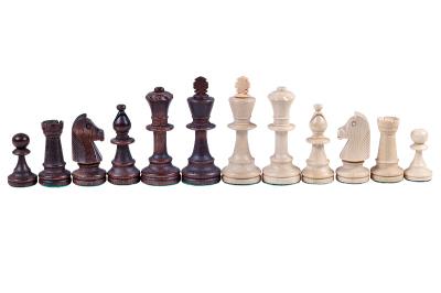Шахматные фигуры комплект Стаунтон 5