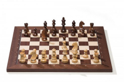 Электронные шахматы DGT Bluetooth доска+фигуры Палисандр
