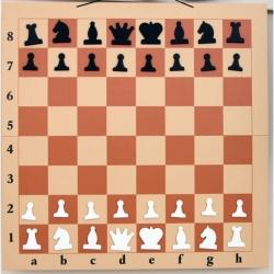 Доска шахматная демонстрационная (63 х 63 см)