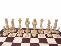 Шахматные фигуры декоративные белые