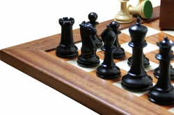 Шахматы Стаунтон - Дизайн 1849 года