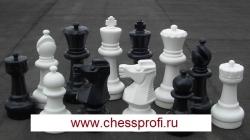 Гигантские шахматы (Фигуры) - Размер 12